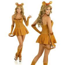 fairytale cowardly lion costume