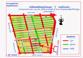 Map Of Cambodia Cambodia Property Forum Map Of Immovable Property U0027s Price