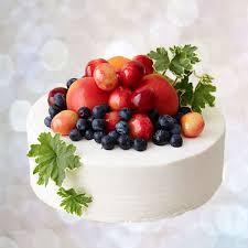 fresh fruit online delicious fresh fruit cake get cakes online