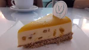 Kek Mango mango cheese cake picture of valentino bridal cafe ipoh tripadvisor