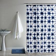 curtain awesome navy blue shower curtain navy shower curtains