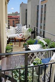 colorful balconies with small balcony decoration ideas trends