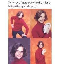 Criminal Minds Meme - criminal minds tv movies pinterest criminal minds memes