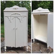 painted cottage armoires shabby chic painted armoire