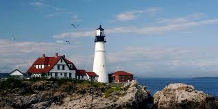 portland head light lighthouse maine s greater portland casco bay