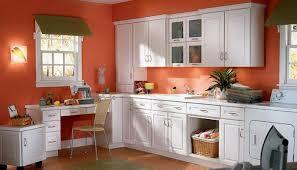 orange kitchen cabinets burnt orange kitchen cabinets spurinteractive com