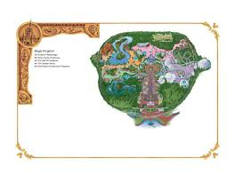 magic kingdom disney map educational attractions in disney s magic kingdom