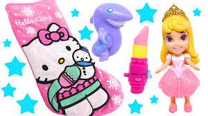 Hello Kitty Christmas Lights by Hello Kitty Toy Stocking Disney Princesses Shopkins Doc