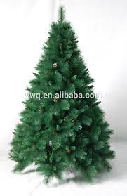 7ft white flock christmas tree 2 1m flocking christmas tree in pvc