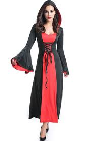 wicked witch costume red wicked dress witch halloween cosplay costume witch