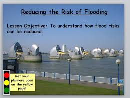 thames barrier ks2 key stage 3 reducing the risk of flooding lesson by jeam teaching