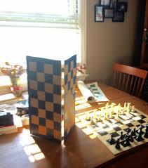 homemade chess folding board chess forums chess com