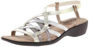 amazon com lifestride women u0027s tandie dress sandal sandals