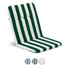 cuscini per poltrone da giardino cuscino di acrilico per poltrone pieghevoli da giardino con