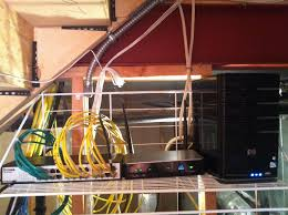 wiring room under the stairs with home server my wiring c u2026 flickr