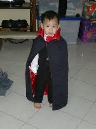 Toddler Vampire Halloween Costume Vampire Costume Children Diy Vampire Costume