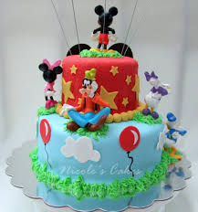home design confections cakes u0026 creations mickey mouse clubhouse