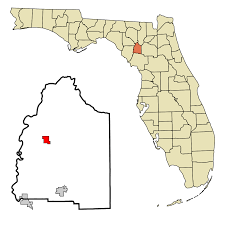 Port Richey Florida Map bell florida wikipedia
