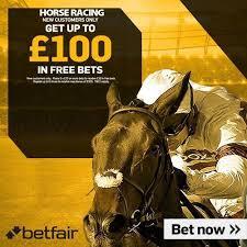 betfair promo code 100 horse racing free bets betfair sportsbook