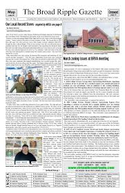 brg v14n08i by broad ripple gazette issuu