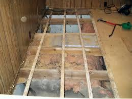 Repair Floor Joist Floor Repair