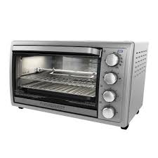 Walmart Toaster Oven Canada Black U0026 Decker To4314ssd Toaster Oven Bake Toast Broil