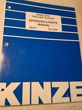 Kinze Planter Parts by Kinze Model 3600 Twin Line Planter Gpr1204 Speccast Limited