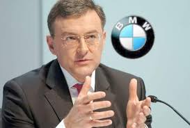 bmw ceo bmw ceo sees financial challenge ahead to meet co2 emission