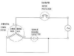 compressor wiring diagram compressor wiring diagrams instruction