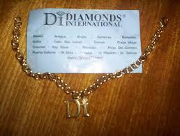 free charm bracelet images Free diamonds international charm bracelet goldtone with charm jpg