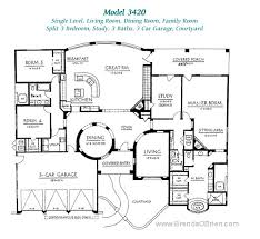 floor plans with great rooms pusch ridge vistas ii floor plan model 3420