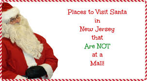 places to visit santa in new jersey that are not a mall 2016