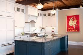 blue kitchen island cabinets blue kitchen island custom cabinets houston cabinet masters
