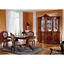 Classic Dining Room Modern Contemporary Italian Style Dinning Table Sets Furniture