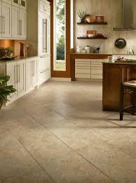 kitchen vinyl flooring ideas armstrong luxury vinyl tile lvt beige look diagonal