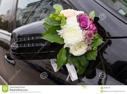 wedding car decoration royalty free stock photo image 28380445