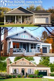 architecturaldesigns com 110 best bungalow style house plans images on pinterest