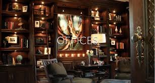 Luxury Home Interior Designs Htons Inspired Luxury Home Office Robeson Design San Diego