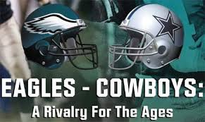 history the dallas cowboys philadelphia eagles rivalry the