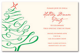 christmas brunch invitations christmas dinner party invitations cimvitation