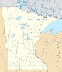 Afton State Park Map by Grand Portage National Monument Wikipedia