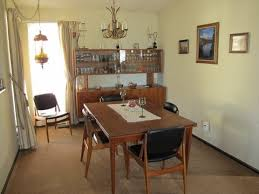 Staging Dining Room - Dining room staging