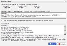 sms text and voice broadcasting user guide