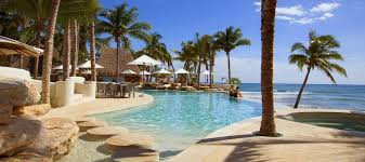 playa del carmen resorts mahekal beach resort