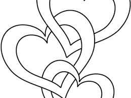 10 coloring pages valentines free printable valentine 039