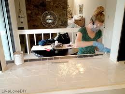 painting bathroom tile countertops ideas