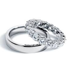 Wedding Ring Sets For Him And Her White Gold by Unique Wedding Ring Sets For Him And Her Very Important Day In