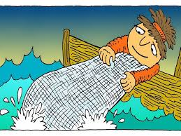free bible images after a night of unsuccessful fishing peter