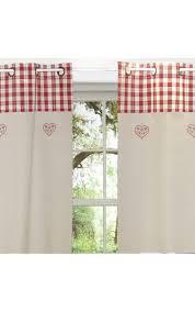 Vintage Eyelet Curtains Curtain Chambrey Style Vintage Embroidered Matterhorn 150 X