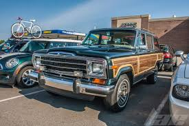 1991 jeep grand car feature 1991 jeep grand wagoneer edition